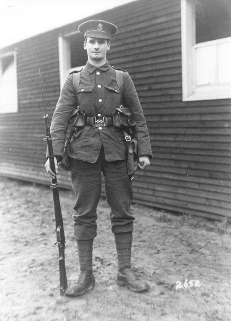 R.C. Sheriff in uniform