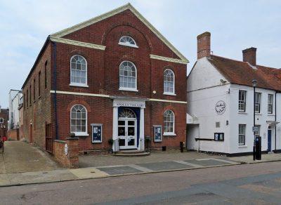 Apollo Theatre, Newport, Isle of Wight