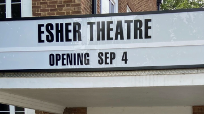 A brand new theatre opened in September in the centre of Esher. King George's Hall,is now a state-of-the-art theatre and performing arts venue.